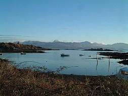 Ardvasar Bay