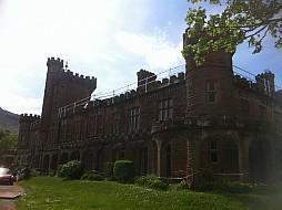 Kinloch Castle, Rum