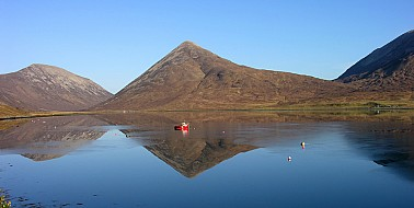 Loch Slapin and the Red Cuillin